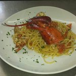 Linguine all'astce