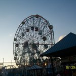 Wonder Wheel Coney Island NY