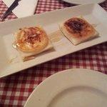 Saquitos de queso