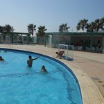 pallanuoto in piscina