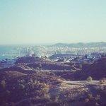 Vistas de Fuengirola desde la Piscina Infinity
