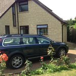 Car parking available in front of the house