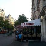 Le Piquet , Paris