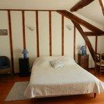 chambre bleue la Souleillane