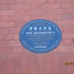 Where Quarrymen recorded!