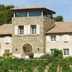 Façade Château Tourril