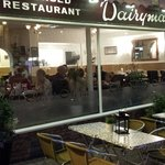 the dairymaid teignmouth in the evening