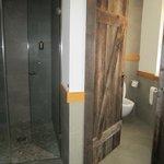 Bagno e doccia suite Arnica