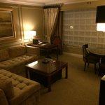 Suite - sitting area.