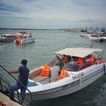 Speedboat to Cham Island