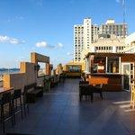 Beachfront Hotel Foto