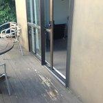 2 bedroom unit deck