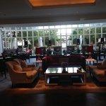 Salon/Brasserie restaurant de l'hôtel