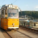 Budapest Public Transportation Tour - The Panorama Tram