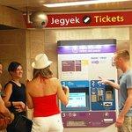 Budapest Public Transportation Tour - How to get a ticket