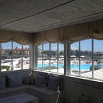 View from it's lounge