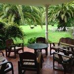 El porche de El Habana