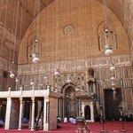 男性用の礼拝スペース