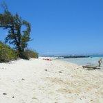 Paradisiaque et longues plages désertes