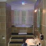 bathe in luxury