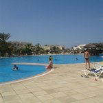 Die Pool Anlage