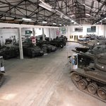 More recent tanks