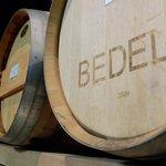 Bedell Cellars - wine aging barrel