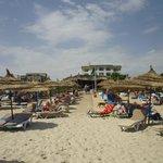 Strand + strandbar