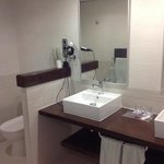 Club room bathroom