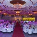 wedding hall