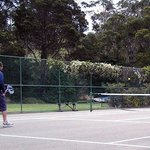 Eden Beachfront - Tennis court
