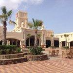 Main Square Riu Touareg Cape Verde