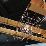 """Model of an early """"airplane"""""""