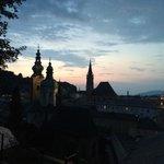 A 5mns à pieds, la splendeur de Salzbourg