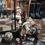 Space-related toys, games, etc.