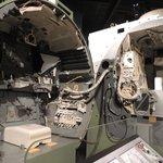 Inside a lunar module