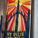 St Giles Cathedral Flag
