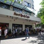Hard Rock Cafe di Berlino.