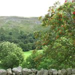 A view over nearby Arkengarthdale