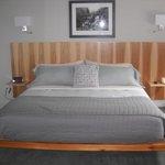 huge, comfortable beds