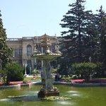 Dolmabache Palace Garden