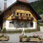 Beim Hotel Sternen Hofgut, Breitnau D