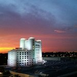 The Hard Rock Hotel in Hollywood Florida