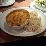 Cheese and Brocolli Dish