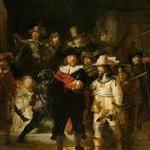 Nachtwacht by Rembrandt