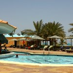 stay at the rooms near the masin pool