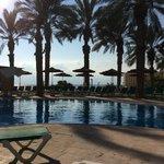 Pool at 8:00 AM