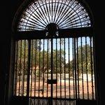 Incredible gates, windows and artwork