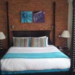 Tolles Zimmer in schönen Farben