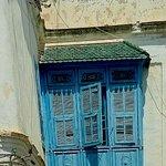 Medina di Tunisi: Tunisia: azzurro e bianco